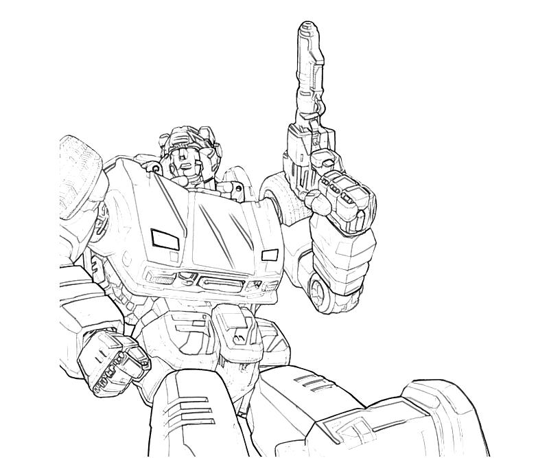 coloring transformers sideswipe coloring pages sideswipe coloring pages transformers coloring sideswipe