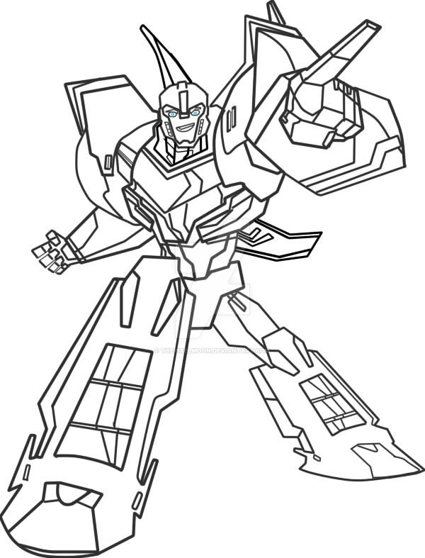 coloring transformers sideswipe transformers coloring pages free printable at getcolorings sideswipe coloring transformers