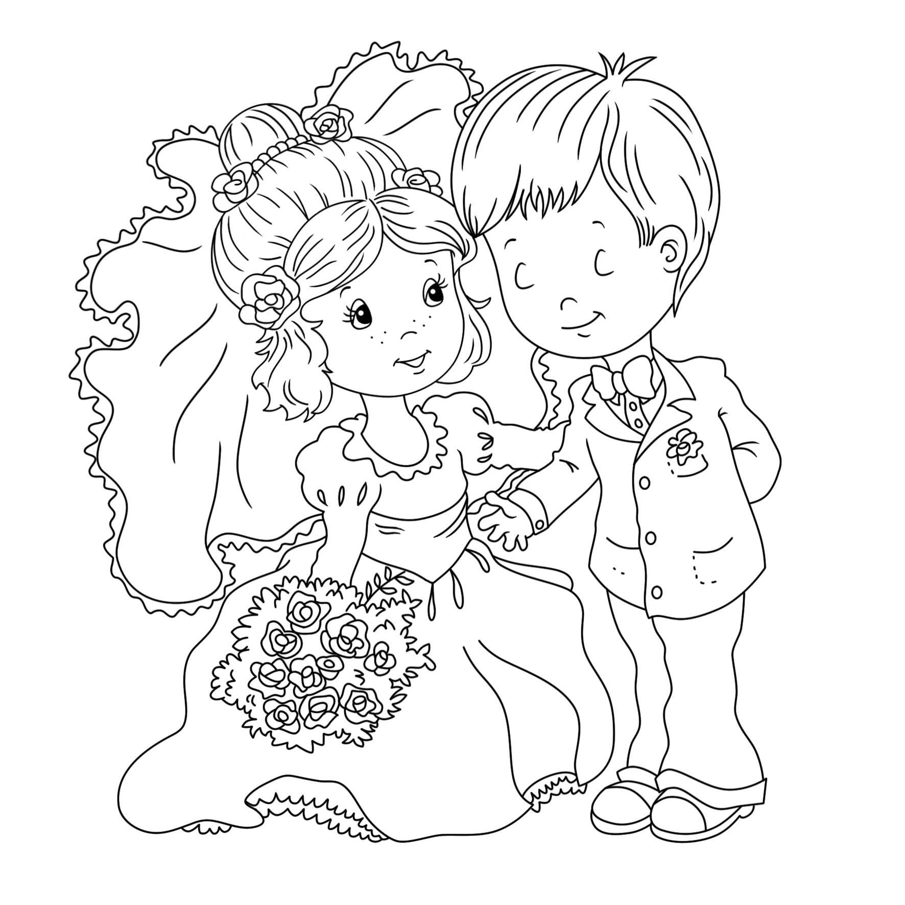 coloring wedding activities for kids colouring books wedding activities for coloring kids