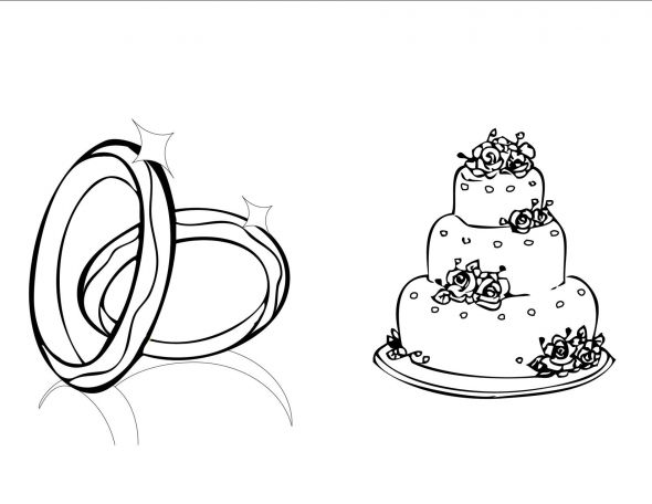 coloring wedding activities for kids printablecolouringpages4all royal wedding doodles for coloring activities kids wedding