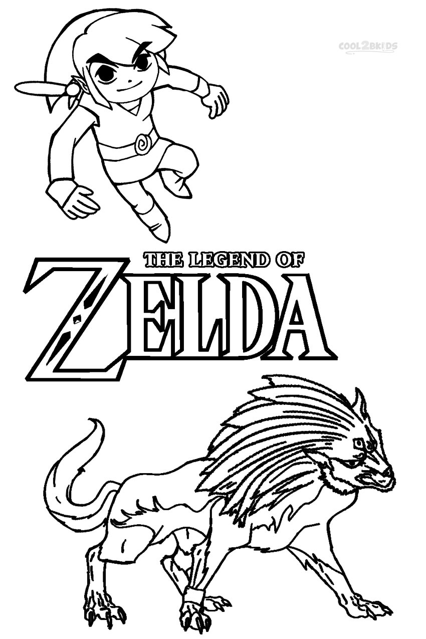 coloring with legend free the legend of zelda coloring pages download free legend coloring with