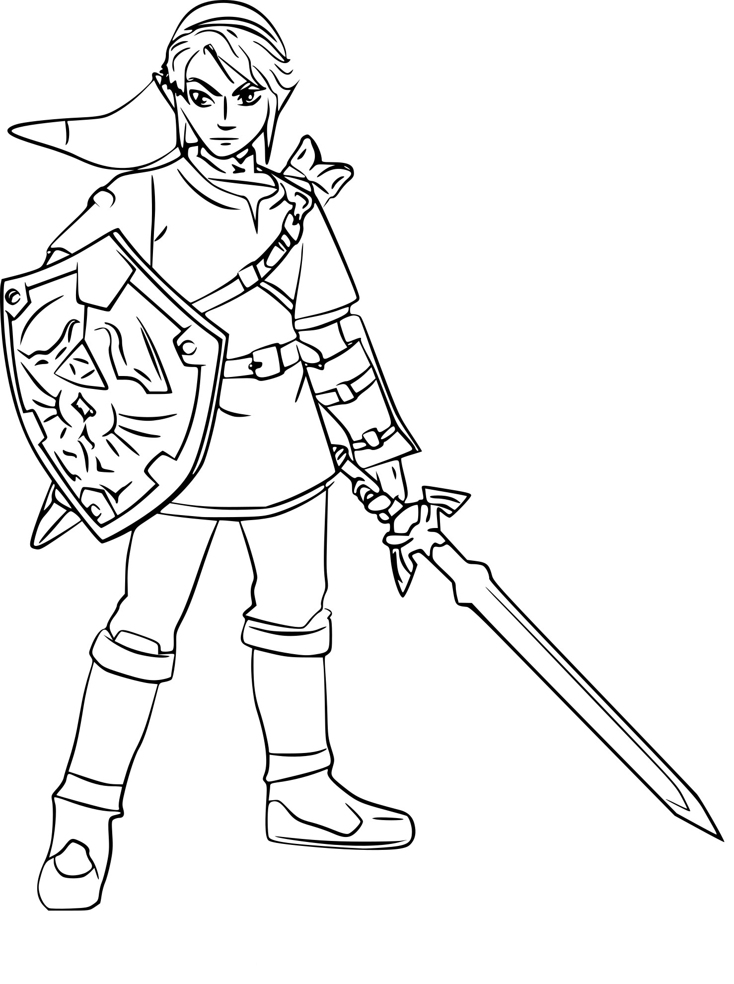 coloring with legend legend of zelda coloring pages link bird style free with legend coloring