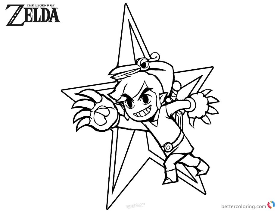 coloring with legend top 20 printable the legend of zelda coloring pages coloring legend with