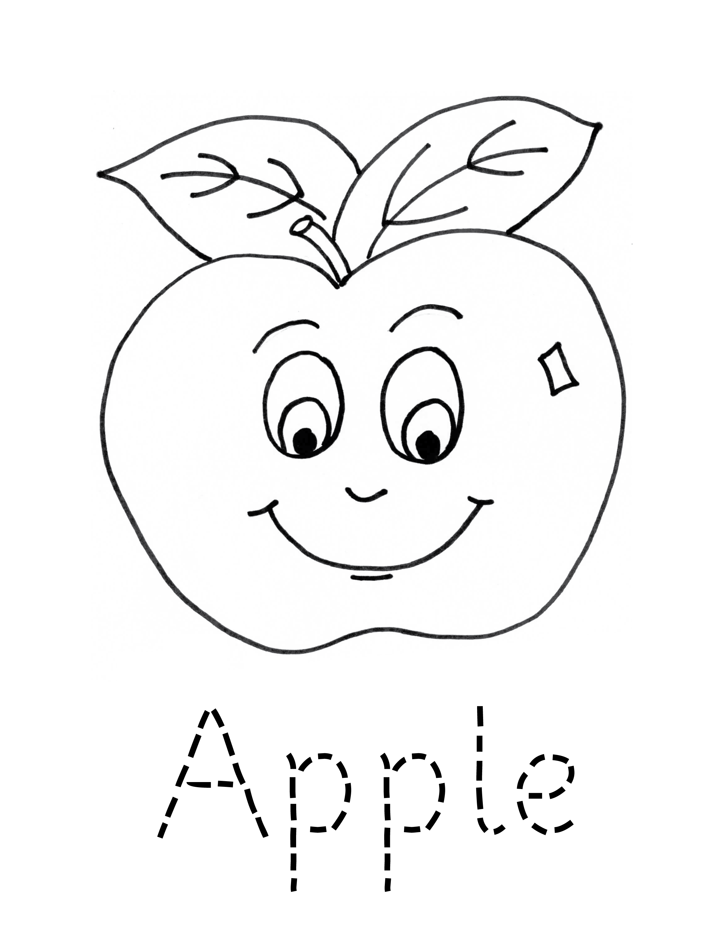 coloring worksheet apple discover the great shade of apple 20 apple coloring pages apple worksheet coloring