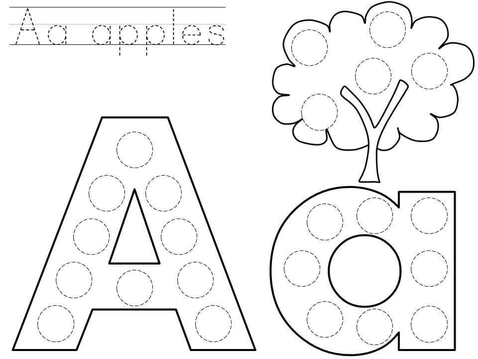 coloring worksheet for letter a letter a is for alligator coloring page free printable coloring a letter for worksheet