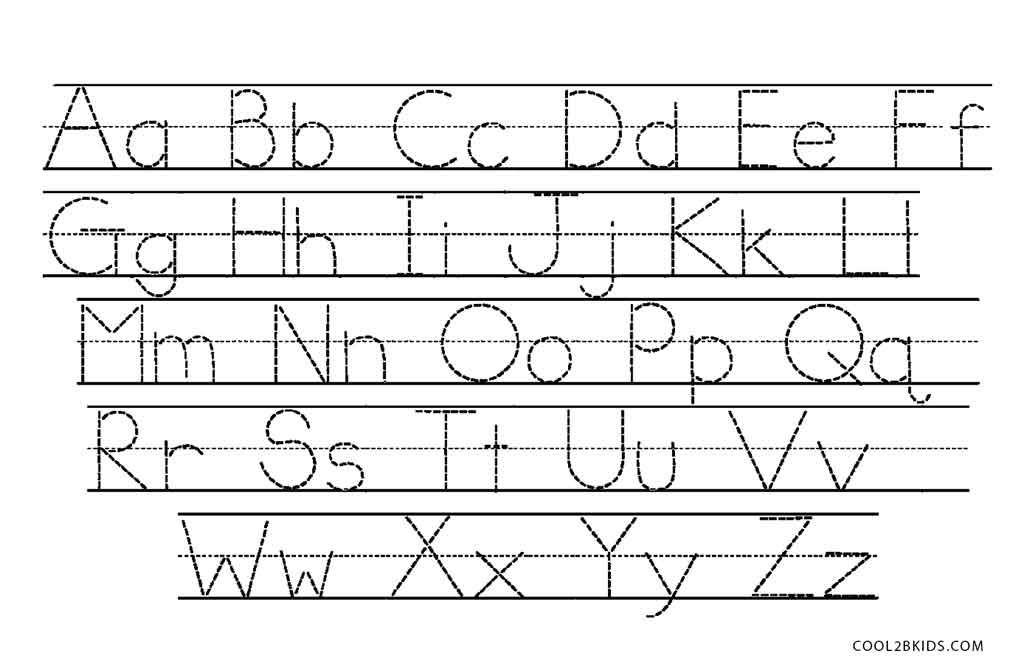 coloring worksheets abc a z alphabet coloring pages download and print for free abc coloring worksheets