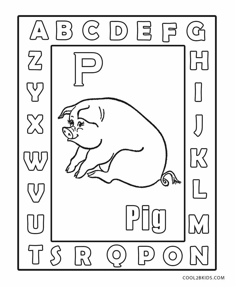 coloring worksheets abc free abc coloring pages at getcoloringscom free worksheets coloring abc