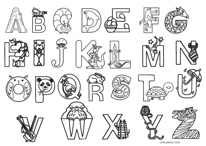 coloring worksheets abc free printable abc coloring pages for kids cool2bkids coloring abc worksheets