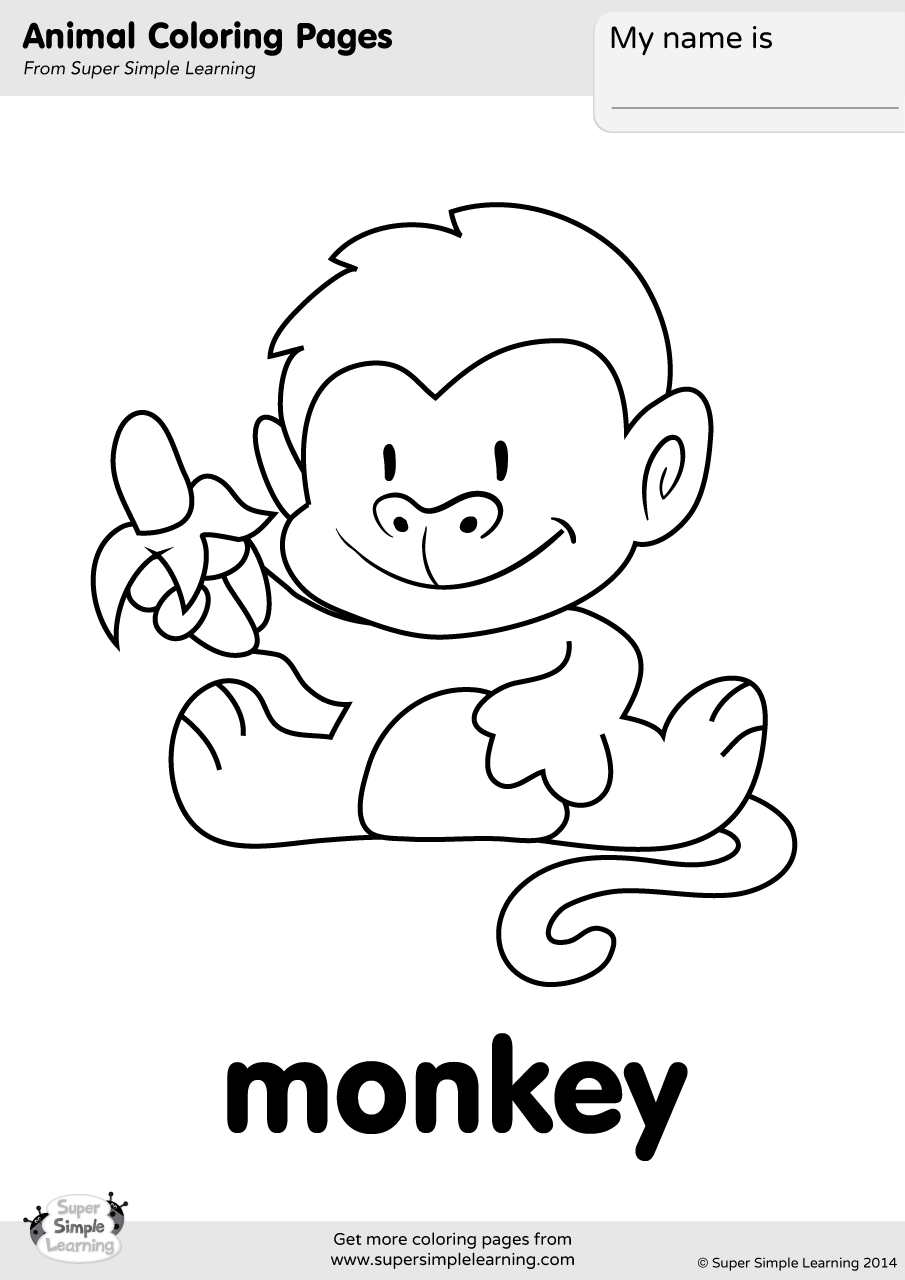 coloring worksheets easy easy simple coloring page hd png download kindpng worksheets coloring easy