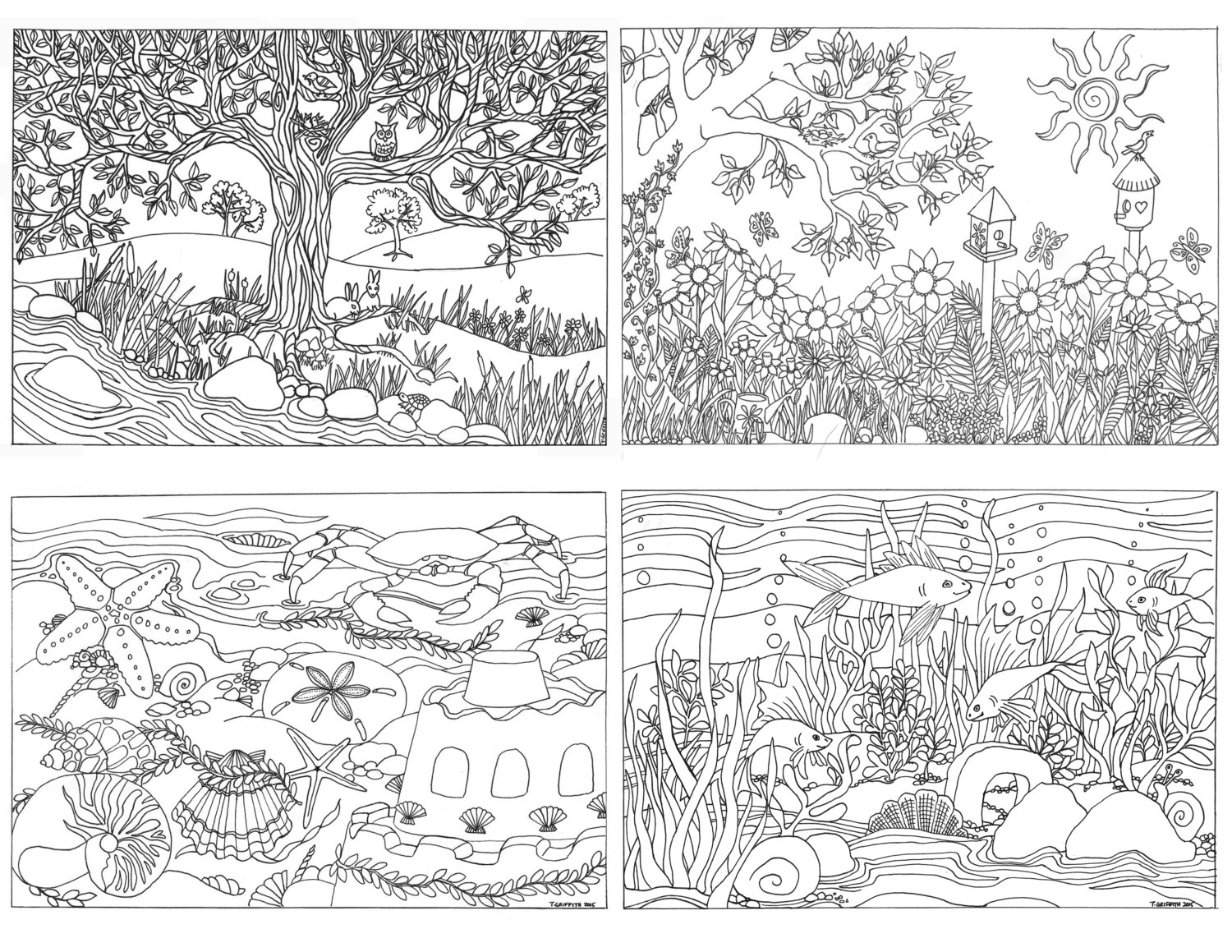 coloring worksheets nature get this free preschool nature coloring pages to print p1ivq worksheets coloring nature
