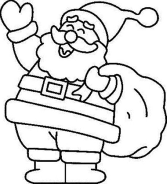 colour in father christmas free father christmas colouring pictures download free colour father in christmas