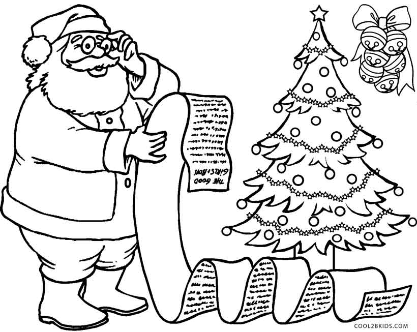 colour in father christmas santa claus coloring pages to download and print for free colour father in christmas