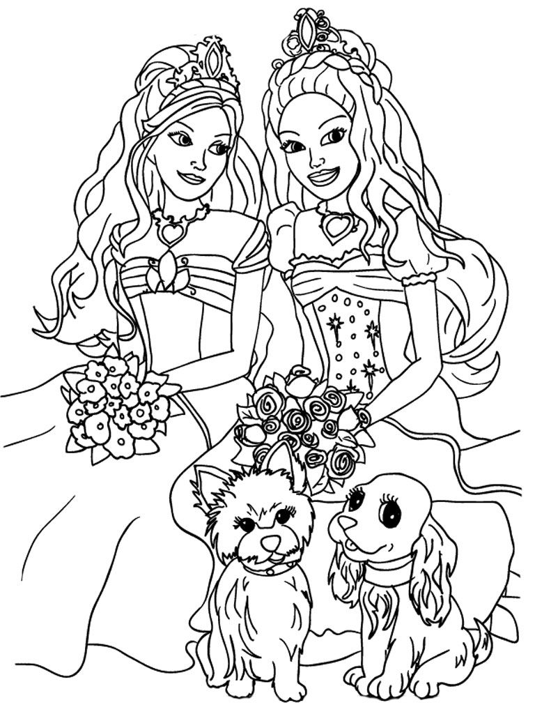 colouring in pictures for girls happy girl coloring pages download and print for free for girls colouring pictures in