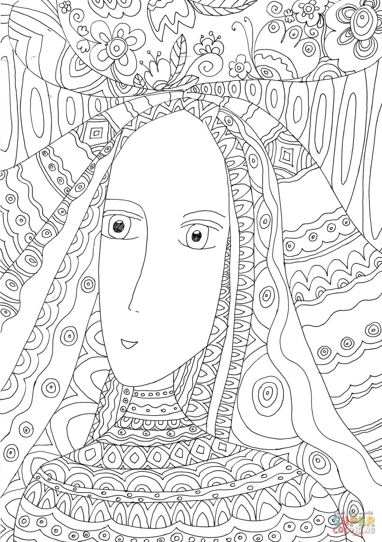 colouring in pictures for girls i am just not a simple girl coloring page free printable girls pictures in colouring for