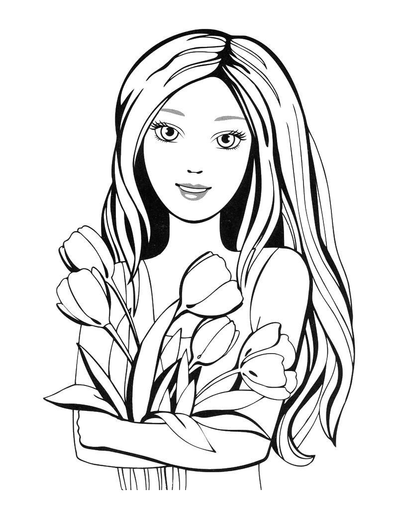 colouring in pictures for girls ladies coloring pages to download and print for free pictures for colouring in girls