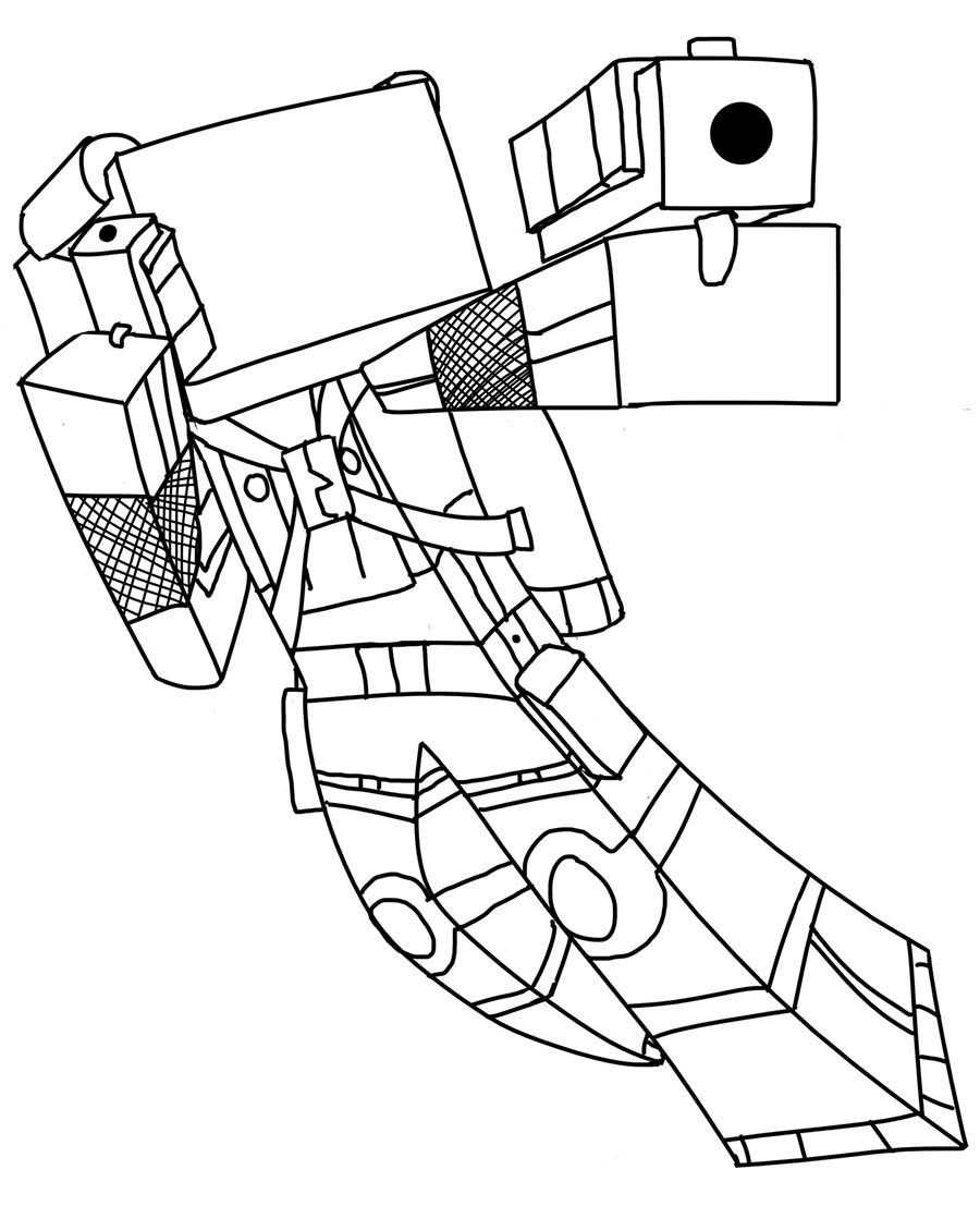 colouring pages of minecraft minecraft coloring pages animals coloring home colouring pages minecraft of