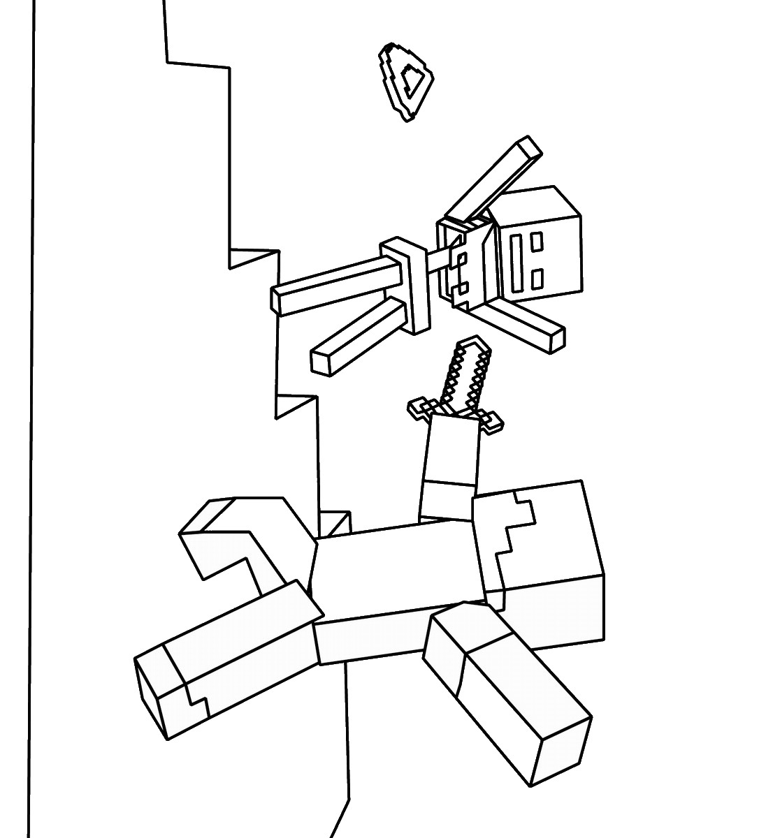 colouring pages of minecraft minecraft coloring pages best coloring pages for kids minecraft colouring pages of