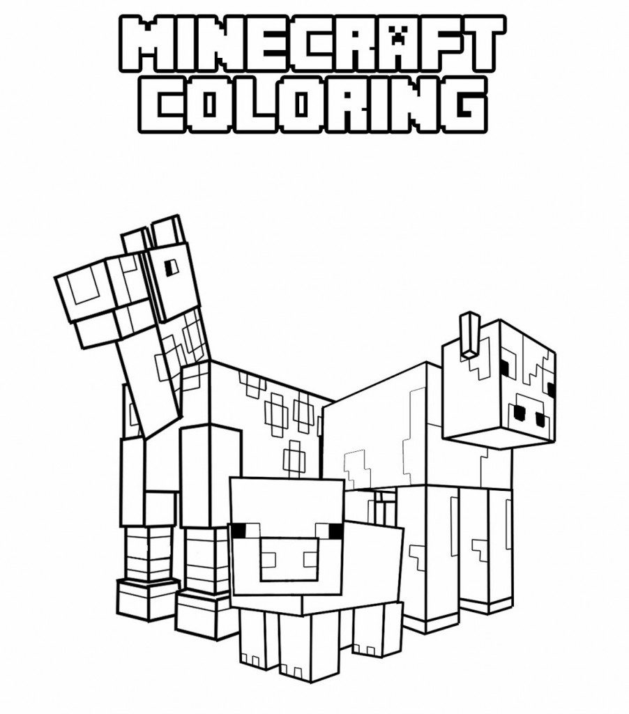 colouring pages of minecraft minecraft coloring pages birthday printable pages colouring minecraft of