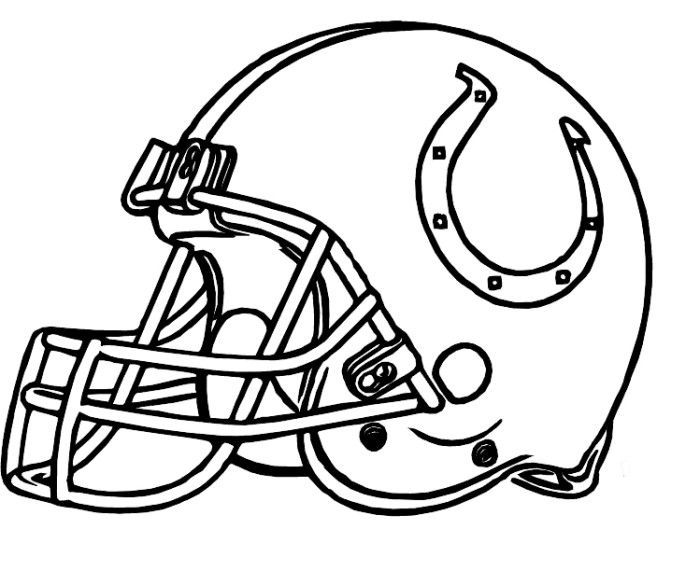 colts coloring page indianapolis colts coloring page free nfl coloring pages colts coloring page