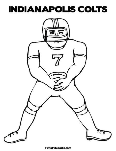 colts coloring page indianapolis colts coloring pages coloring home coloring colts page