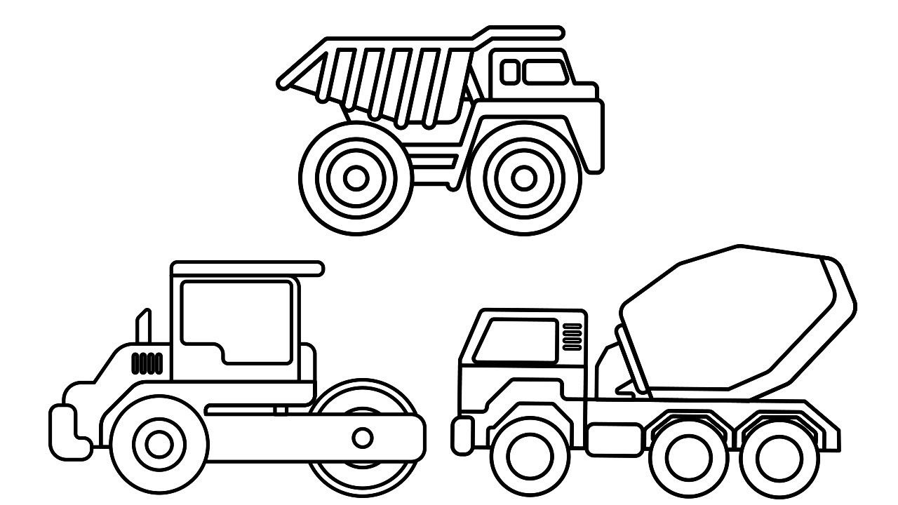construction truck coloring pages truck coloring pages free download on clipartmag pages coloring truck construction