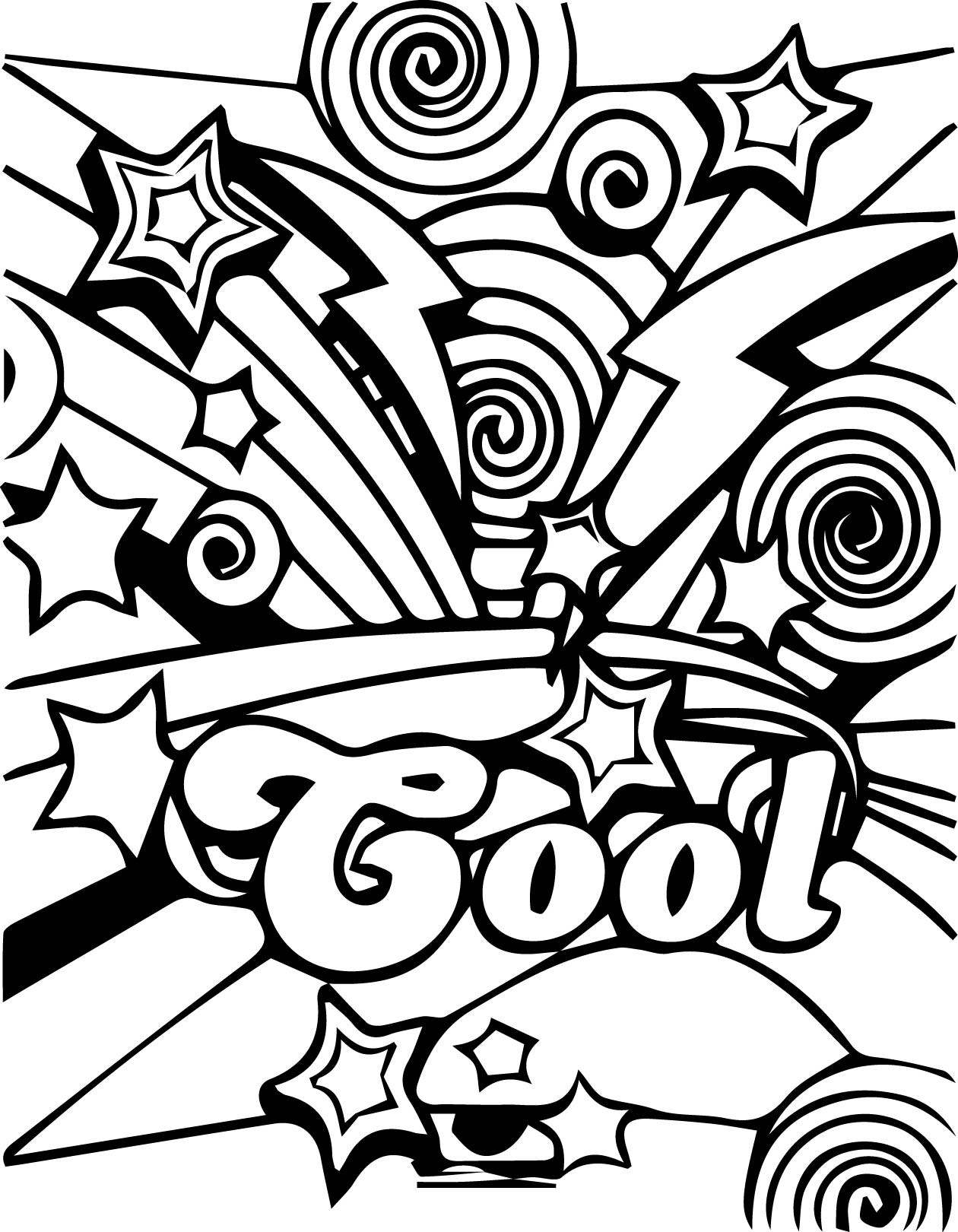 cool coloring pages cool coloring pages free download on clipartmag pages cool coloring