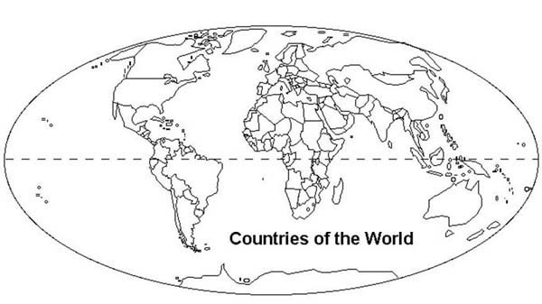 countries coloring pages big world colouring map 1599 cosmographics ltd countries coloring pages
