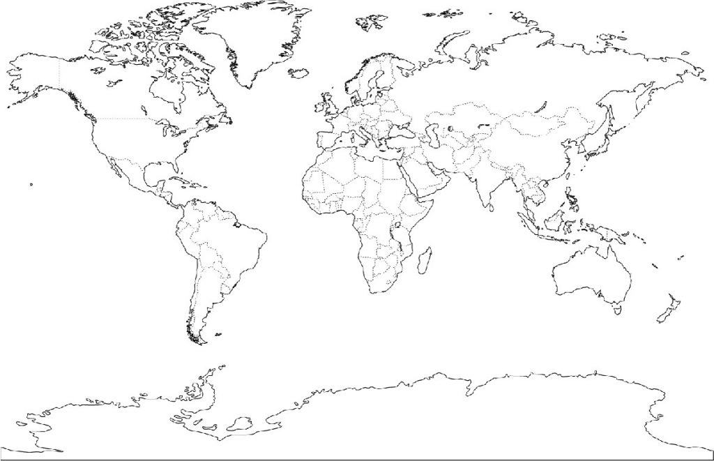countries coloring pages printable world map coloring page for kids cool2bkids pages countries coloring