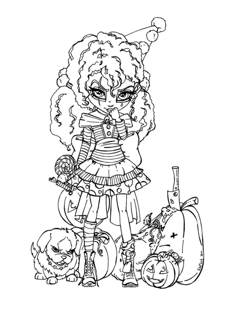 creepy fairy coloring pages 59 best halloween coloring sheets images on pinterest pages coloring fairy creepy