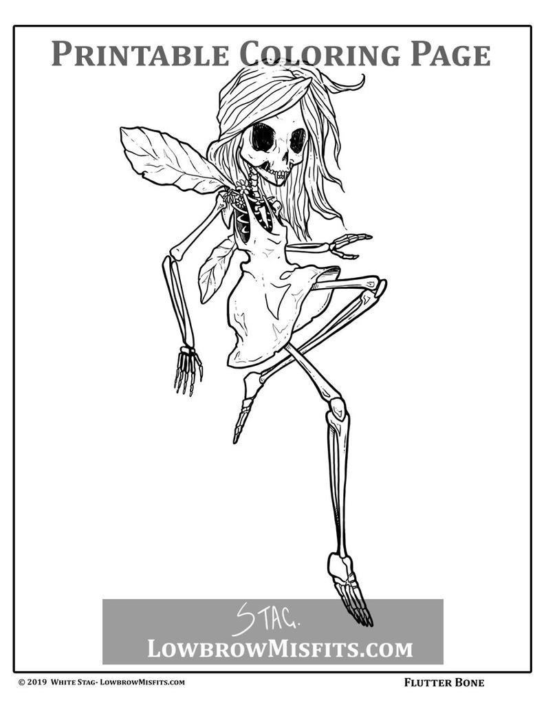 creepy fairy coloring pages pin on all kinds of koloring pages more creepy pages fairy coloring