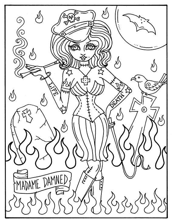 creepy fairy coloring pages summer favourites witch coloring pages halloween creepy fairy pages coloring