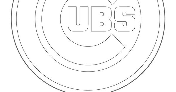 cubs baseball coloring pages cubs baseball coloring pages free printable baseball coloring baseball pages cubs