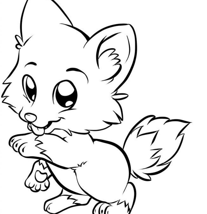 cute coloring animal pages 10 cute animals coloring pages coloring animal pages cute