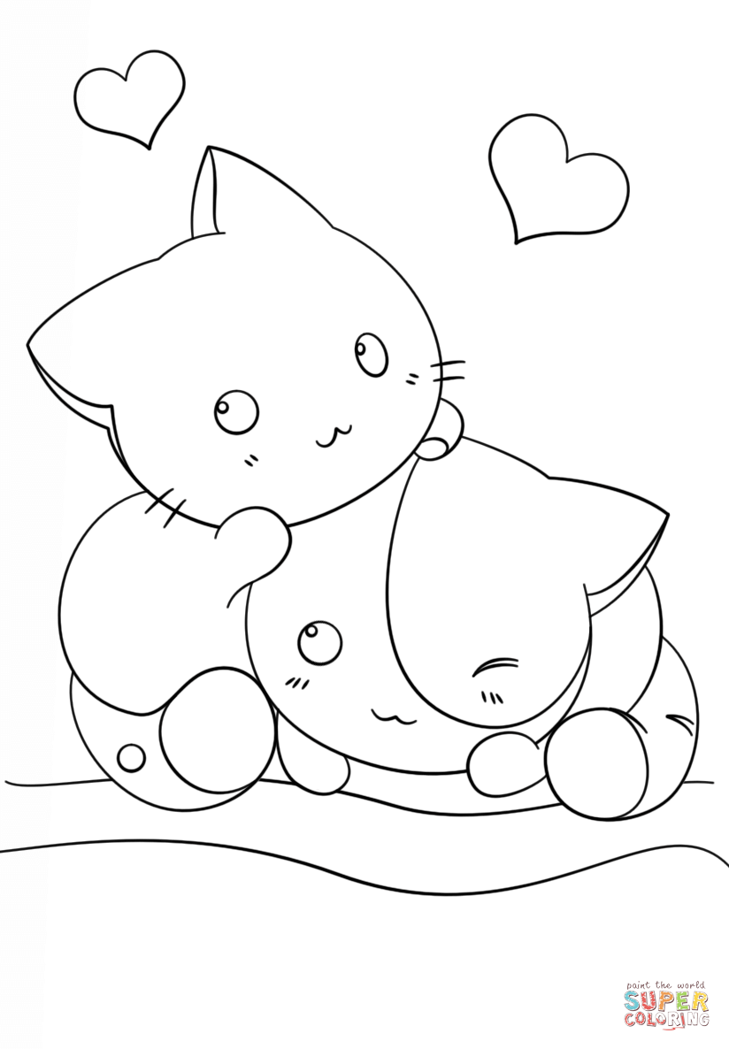 cute k coloring pages kawaii coloring pages to download and print for free pages coloring k cute
