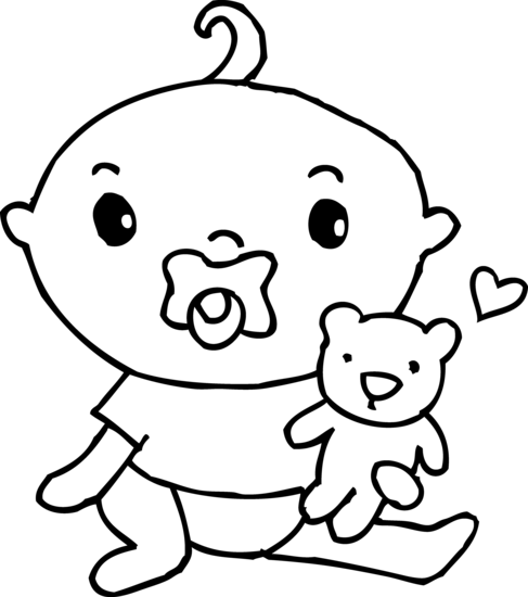 cute newborn baby baby coloring pages cute baby boy coloring page free clip art newborn cute baby coloring baby pages