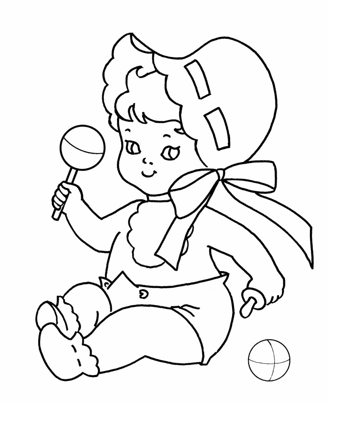 cute newborn baby baby coloring pages free printable baby coloring pages for kids coloring pages baby cute baby newborn