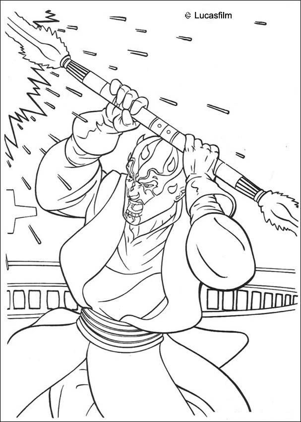 darth maul coloring page picture to color with darth maul topcoloringpagesnet maul page coloring darth