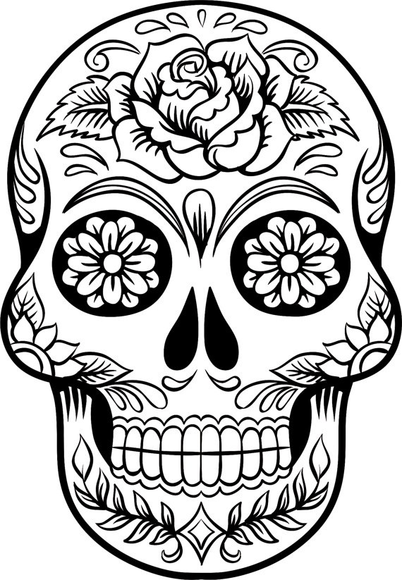 day of dead coloring pages day of the dead 2017 drawing tattoo makeup of day pages coloring dead