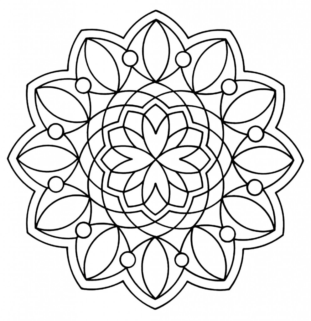 design coloring pictures free printable geometric coloring pages for kids design pictures coloring