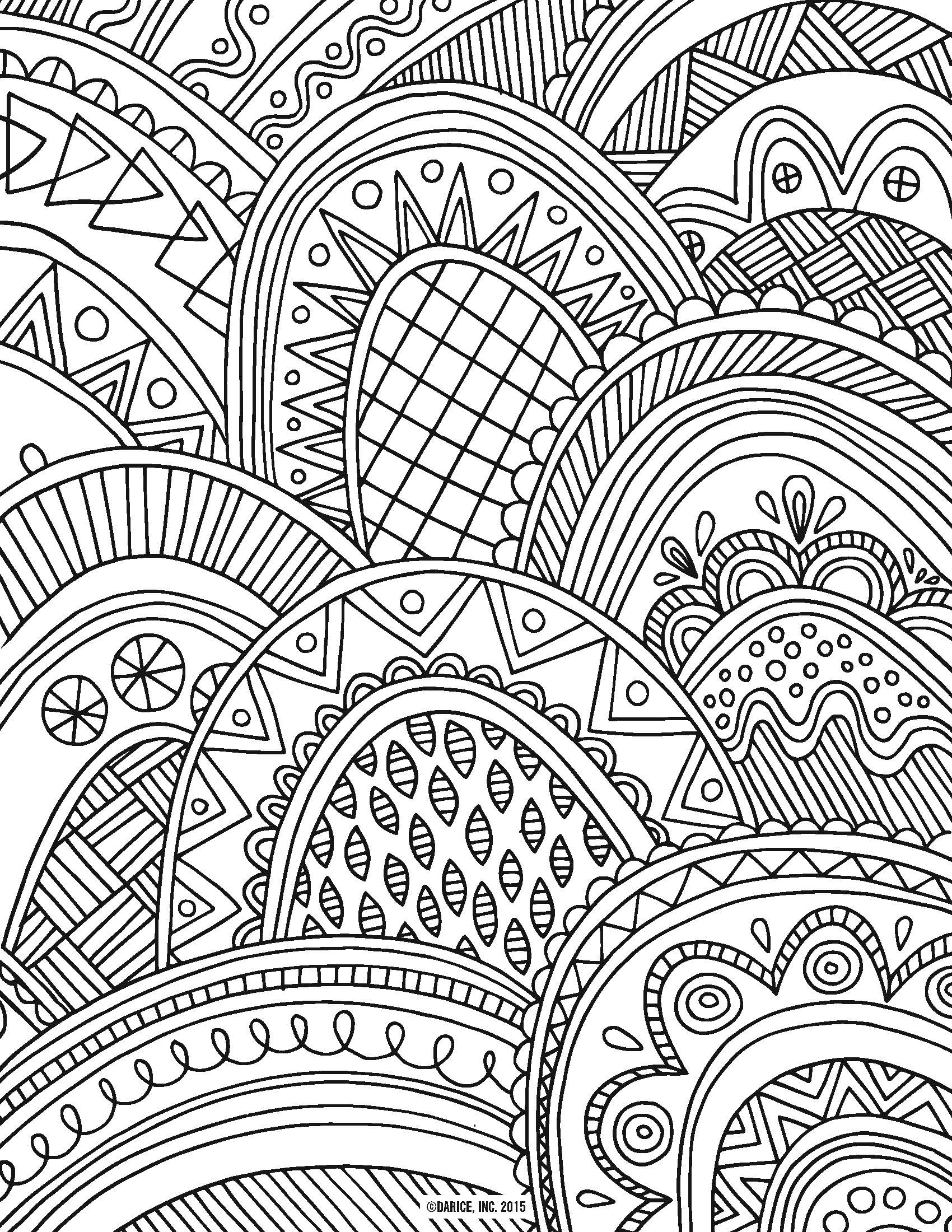 design pictures to color free printable coloring pages for adults advanced color pictures to design