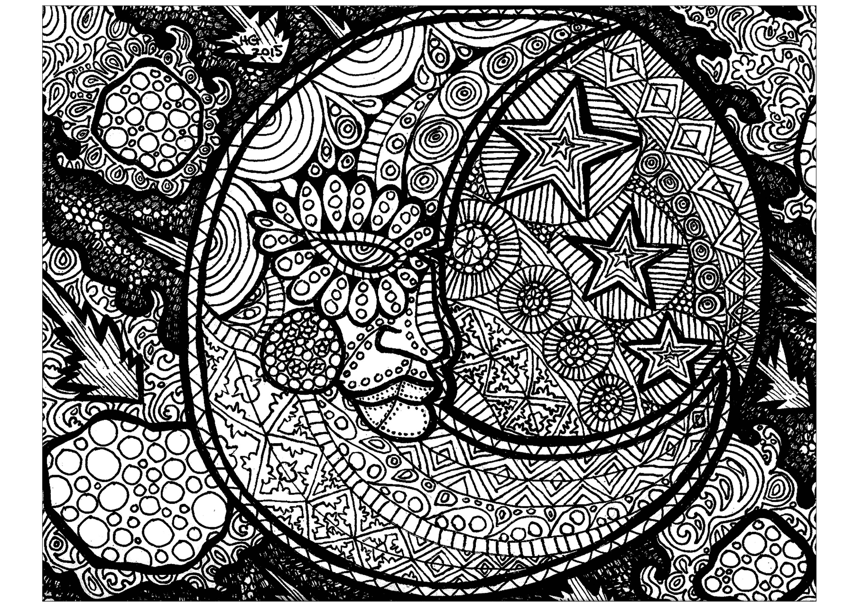 design pictures to color pattern coloring pages for adults coloring home pictures color to design