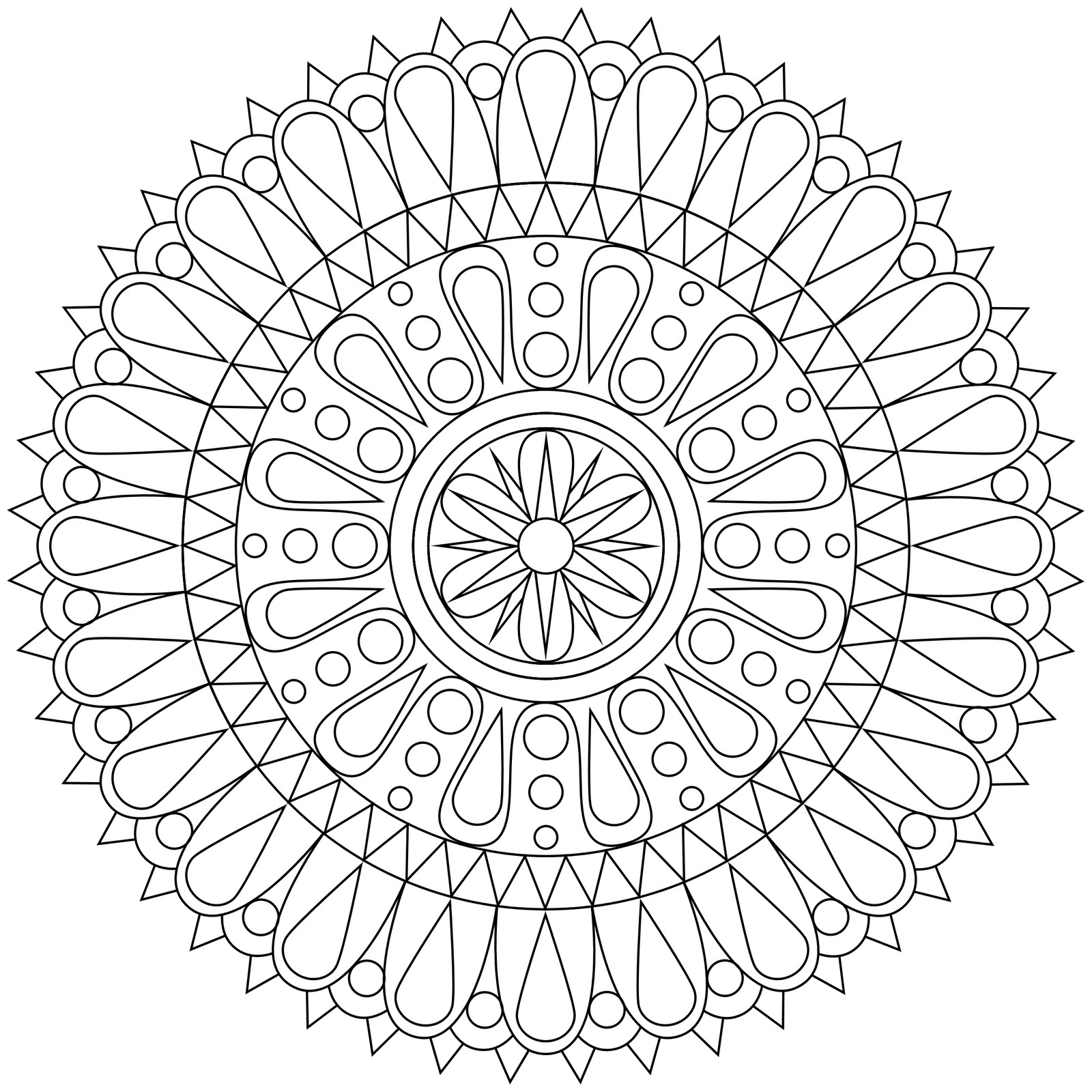 designs to color free free printable geometric coloring pages for kids designs color free to