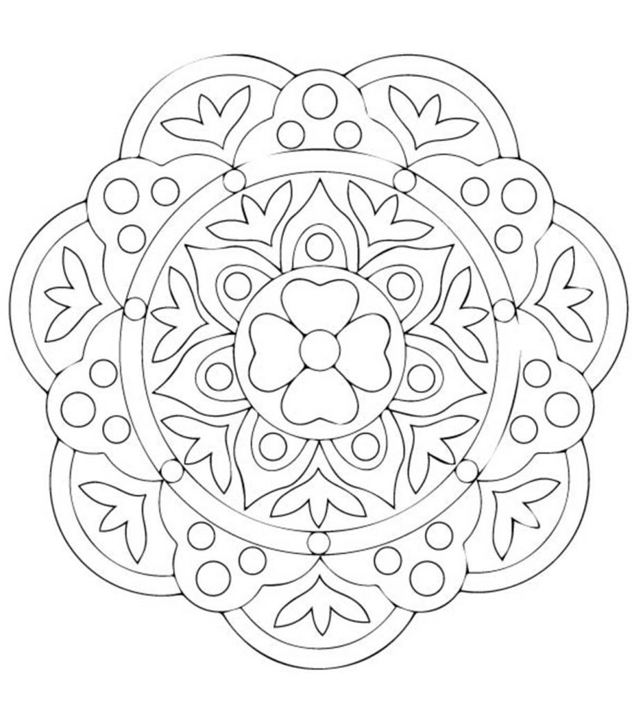 designs to color free free printable rangoli coloring pages for your little one color free designs to