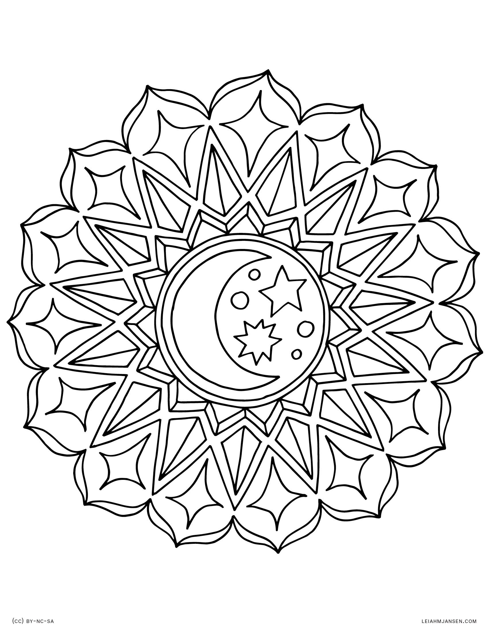 designs to color free full page mandala coloring pages at getcoloringscom free designs color to