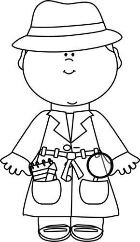 detective coloring pages group of kid detective lead by detective conan coloring detective coloring pages