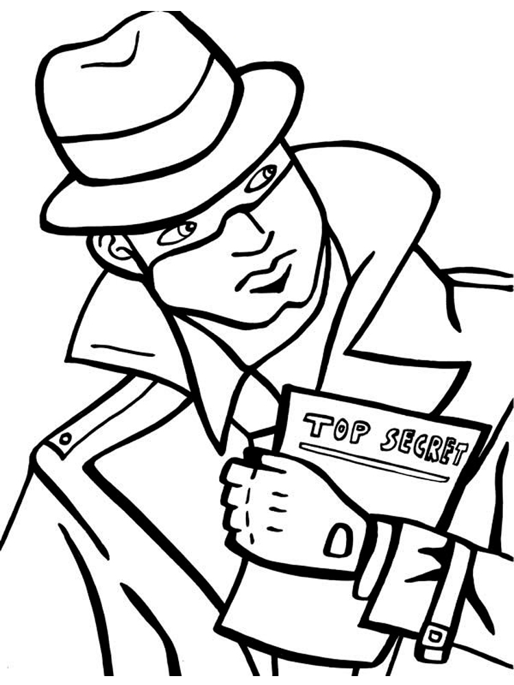 detective coloring pages mickey mouse detective coloring page sketch coloring page detective pages coloring