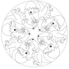 dinosaur mandala coloring pages 13 best dinosaurs images on pinterest coloring books mandala dinosaur pages coloring