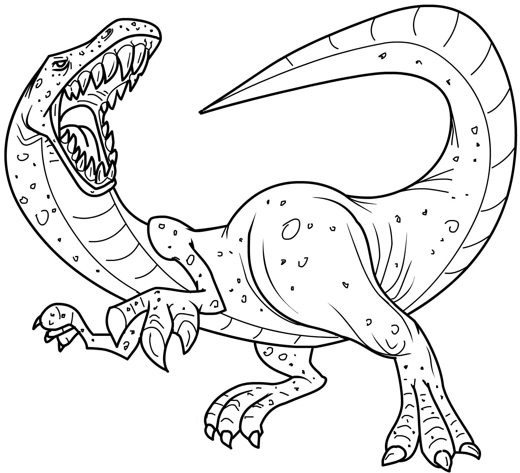 dinosaur to color dinosaur coloring pages 2018 dr odd to color dinosaur
