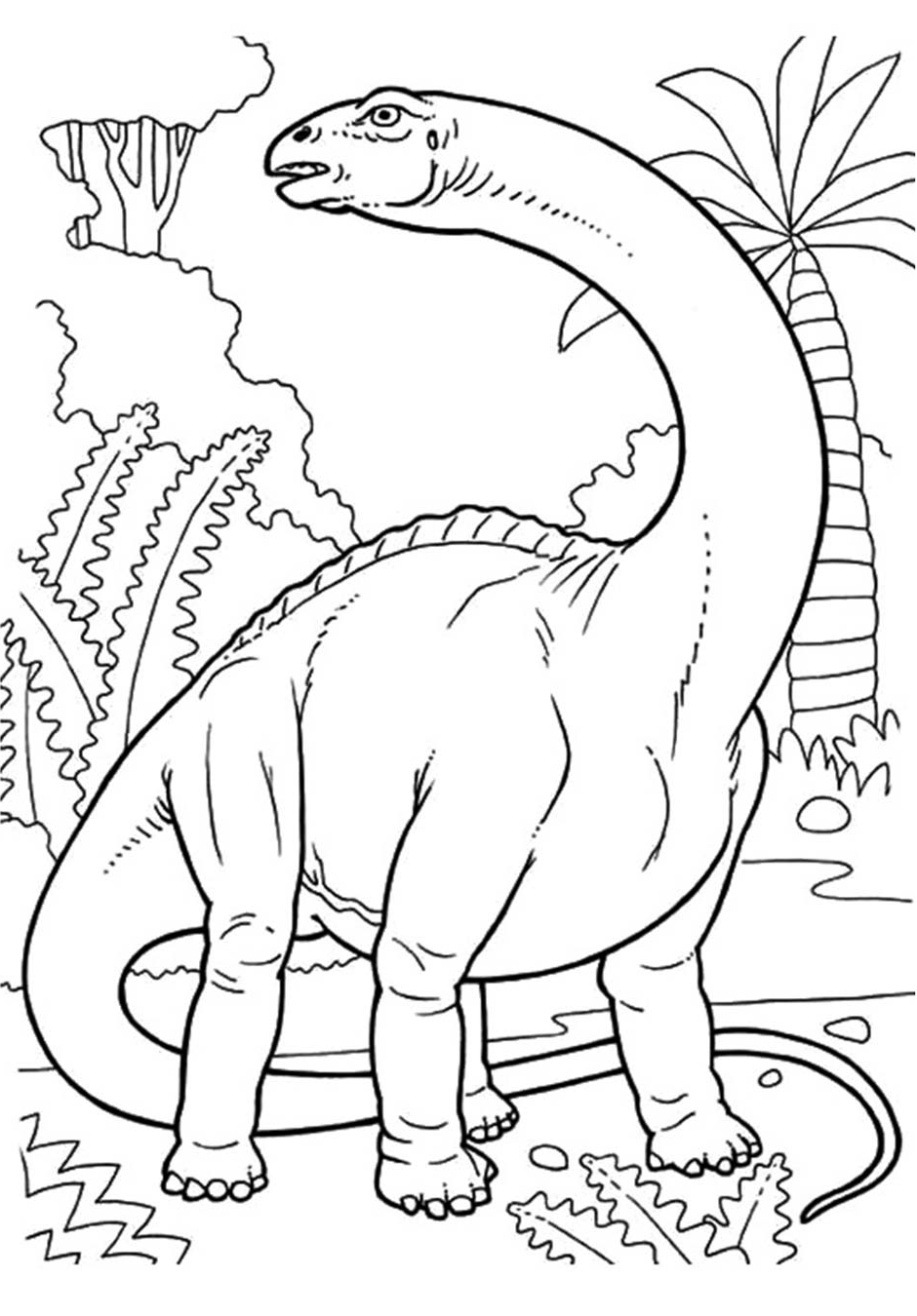 dinosaur to color fight dinosaurs coloring pages for kids printable free color to dinosaur