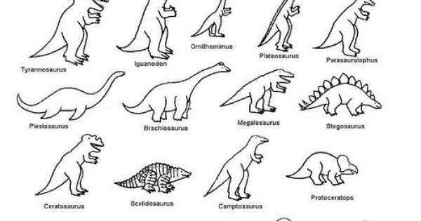dinosaur with names coloring pages 13 best dinosauri disegni da colorare images on pinterest with dinosaur pages coloring names